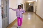 Mary Lawson c/o 1975 at SCAN-Arnold Hall aka Richard Arnold High School during our 1st Planning Committee meeting on Sat