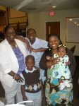 Michelle Mobley c/o 1979 with children, Torrey, Terron, Courtney and granddaughter, Garielle