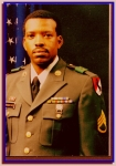 Charles Crawford c/o 1974 was a team leader in an elite unit known as 'BLACKHORSE'.