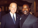 Ronald Drayton c/o 1978 and Vice President Biden