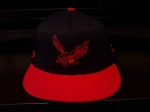 BLACK & RED EAGLE ALUMNI CAP...Submitted by Anthony T. Smith c/o 1982