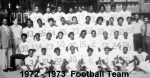 1972-1973 Football Team:  Bill Taylor,Jo Jo White,Stanley Williams, Curtis Bennifield, Lloyd Williamson, Ronald Sterling