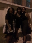 Thelma Wallace Grant,(Daughter)Kimberly Davis,Along with KeKe Sheppard from Showtime at the apollo