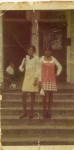 Lulu Royal(God Bless the Dead)  and Rosella Jackson-Massey 10th grade