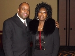 Janet Taylor Robinson and Jimmy Taylor...The 1st Richard Arnold Alumni Reunion Ball at the Savannah Hyatt Regency - Rege