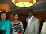 Rorshell Sellers Hearns, Marguerite Johnson with Richard Arnold alumni....The 1st Richard Arnold Alumni Reunion Ball at