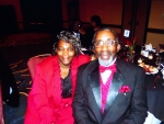 Barbara Gamble Patterson with Hubby....The 1st Richard Arnold Alumni Reunion Ball at the Savannah Hyatt Regency - Regenc
