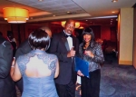 Paul Burney, Cherlyn Andrews Haynes, Antionette James Deloach....The 1st Richard Arnold Alumni Reunion Ball at the Savan