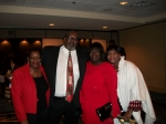 Evelyn Macky Cook, Farmer Roberts, Carol Spencer Bailey and Evelyn Haynes Owens...The 1st Richard Arnold Alumni Reunion